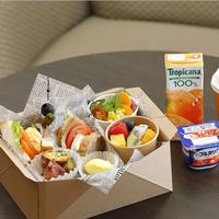 朝食デリバリーボックス付き宿泊プラン