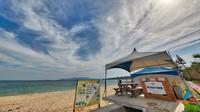【夏季限定BBQプラン】プライベートビーチを眺めながらみんなでBBQを楽しもう♪【2食付】