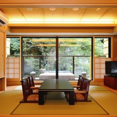 露天風呂付き和室 44平米(禁煙/和室12畳1間)