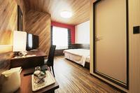 【禁煙】プレミアシングル 15平米 ベッド幅1400