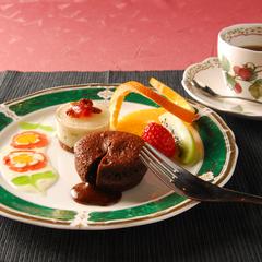 【記念日】大切な人と過ごす…♪心に残るケーキ☆カップルプラン
