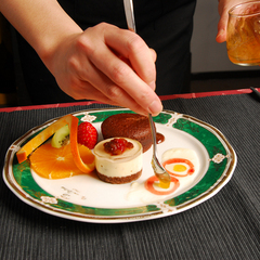 【スタンダード】地元の食材で作り上げた本格欧風料理を堪能★<2食付>