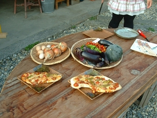 大満足農家体験! フルコースでお得!餅つき、窯焼きピザ&豆腐作り