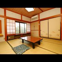 純和風和室10畳 (4名)◆Wi-Fi利用可能◆
