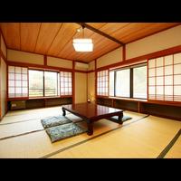 純和風和室12畳 (5名)◆Wi-Fi利用可能◆