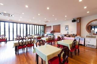 素敵なガーデンレストランで、ごゆっくり♪ 美味しい朝食付きプラン♪