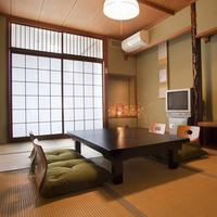 和室7.5畳(バス・トイレ付)【喫煙】