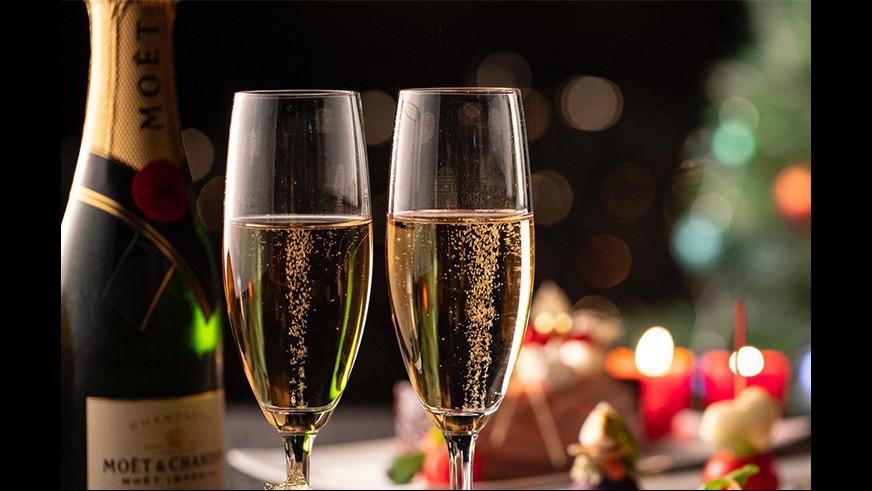 【シャンパンで乾杯】 お台場で過ごす二人の記念日・ロマンスパッケージ/朝食付