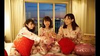 GoGo! Strawberry Girls Night〜超おこもり女子会〜アフタヌーンティー&朝食