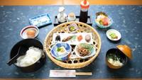 【春夏旅セール】品数少なめミニ会席料理!メイン食材に九重町産の「九重夢ポーク」を使用/2食付き