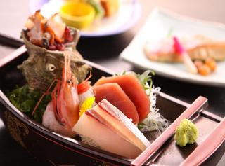 【早期割30】海の幸を和食会席で堪能!オトクに宿泊 (2食付)  <さき楽♪>