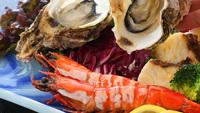 【烏取県産岩牡蠣を楽しむ♪】海鮮焼き付き☆プレミアムスタンダード宿泊プラン