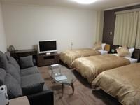 トリプル高層角部屋(1室限定)