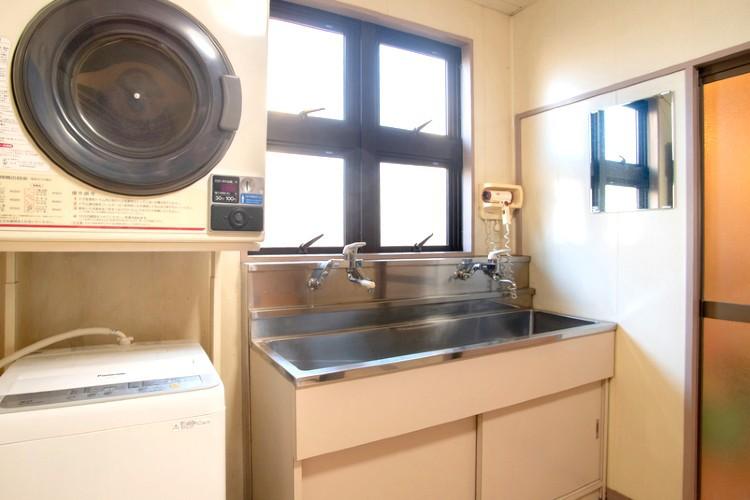 洗濯乾燥機(有料)