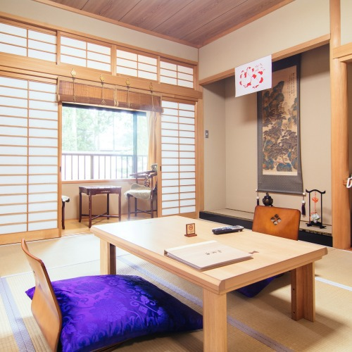 Annex Deluxe Japanese-Style Room 21 to 25 Sq M