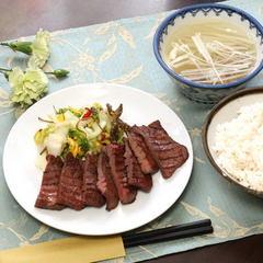 ■利久の牛たん定食+朝食付■仙台グルメ通が唸る牛たんプラン