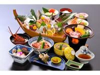 ごはんがすすむ♪●伊勢海老のお造り&煮魚プラン●漁師町の夕食を堪能!