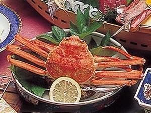 一人一パイ≧[o∀o]≦ずわい蟹(ボイル)付!漁師町の磯料理