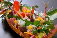 【鴨川元気キャンペーン】●てっぱつ舟盛付き●夕食は新鮮なお刺身&漁師の磯料理★5大特典付き