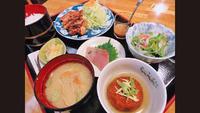 <選べる定食>手作り料理が喜ばれる当ホテル人気NO1(夕朝食付)