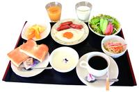 【朝食付プラン】