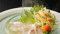 【季節の上位ランク会席】 夏は豊富な日本海の幸を堪能 〜のどぐろと活アワビ会席〜