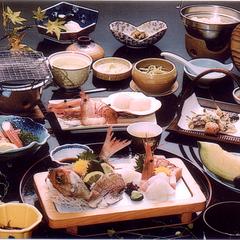 ■【 お刺身大漁プラン!】新鮮 日本海旬魚♪(食事部屋出し、)