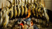 ◆夏のご馳走◆最後の〆はウナギ♪とろける飛騨牛は3種類♪さっぱり鱧&絶品岐阜県産鮎の塩焼きも♪