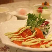 【お料理グレードUP】肉料理&魚料理を両方味わえる!栃木和牛+ヤシオマス