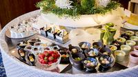 【春夏旅セール】[レストラン]食後にデザートバイキング付き!神戸牛たっぷり120gしゃぶしゃぶ会席