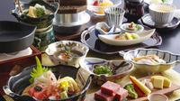 [お部屋食]神戸牛と季節の贅沢〜特選会席料理 No.1134r
