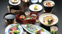 【品数控えめ】神戸牛付・少量上質会席◆お部屋食 (商品No.5105r)