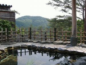 湯郷温泉 たつみ山荘