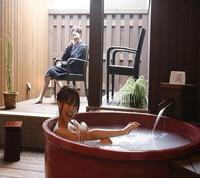 女性色浴衣無料&貸切風呂付き5大特典付カップル湯めぐり基本会席プラン♪