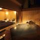 【禁煙】八番館◆露天風呂付◆客室(10畳+ベッド)