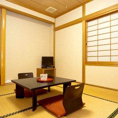 和室6畳(バス・トイレあり)★Wi-Fi完備★