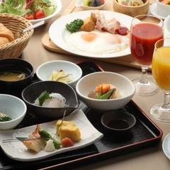 【早割7】まずはここをチェック♪早めの予約でお得に宿泊!!(朝食付)