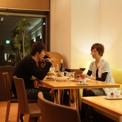 【季節限定・1泊2食付】☆プチ温泉旅☆夕食はコース料理♪