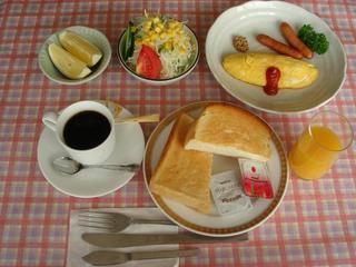 【朝食自慢】 おふくろの味を再現『選べる!』手作り和食or洋食プラン