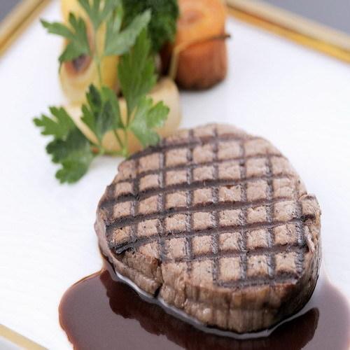 【漢方和牛ステーキ付き♪】当ホテルおすすめの宮城の食材を使用した1品&懐石料理10品コース★