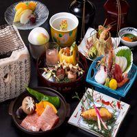 【クレセントRegular】迷ったらコレ!自然豊かな秋保リゾートに包まれて〜季節の懐石料理を楽しむ