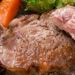 【熱×厚!!ステーキ】少食の人もたくさん食べる人も≪肉好きなら食すべし!!≫鉄板焼きサーロイン!!