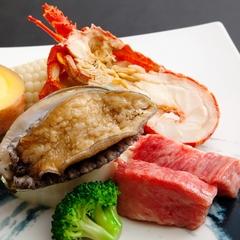 みんなで楽しいBBQ!ロブスター★日本一長崎県産牛★鮑の踊り焼★新鮮採れたて野菜の響宴 !