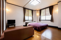 和洋特別室【ダブルベッド〇和室4.5畳】