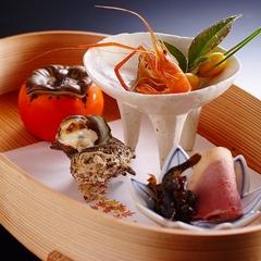 【秋冬旅セール】調理長こだわりの近江美食会席プラン「極ーKiwamiー」