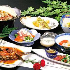 ●【2食付】家庭の味!手作り料理と温泉&漢方湯で当館人気