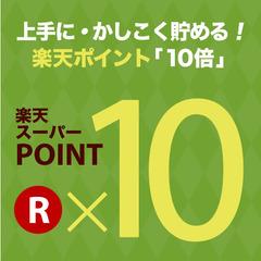 【特別ポイント10倍】スタンダードプランと同料金でも今だけポイント10倍!(素泊り)