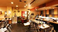 【期間限定☆朝食無料】大サービス!素泊まり料金でビュッフェ形式の朝食がついてきます!