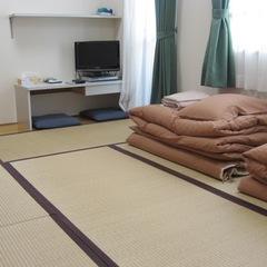 ■自炊OK別館2号館和室六畳(喫煙きつえん)