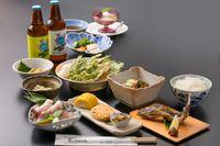 【Go To キャンペーン対象】【朝食・夕食付き】リーズナブルに夕食軽めプラン